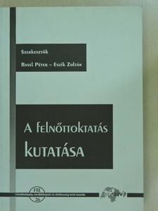 Eszik Zoltán - A felnőttoktatás kutatása [antikvár]