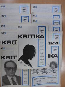 Gerő András - Kritika 1995. január-december [antikvár]