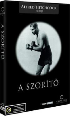 Alfred Hitchcock - A SZORÍTÓ DVD BRISSON, HALL-DAVIS, HUNTER