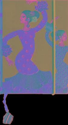 Boncahier: Flamenco mini - 86493