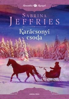 Sabrina Jeffries - Karácsonyi csoda [eKönyv: epub, mobi]