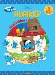 Peyo - Hupikék törpikék - Fantörpikus kirakós - puzzle könyv