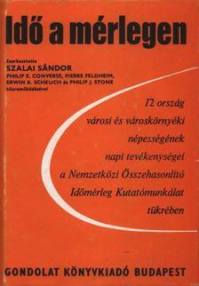 Szalai Sándor - Idő a mérlegen [antikvár]