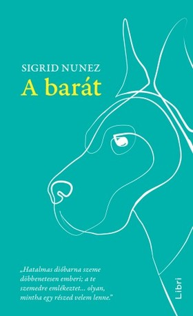 Nunez, Sigrid - A barát [eKönyv: epub, mobi]