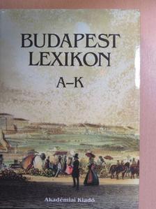 Ács Lajosné - Budapest Lexikon I. (töredék) [antikvár]