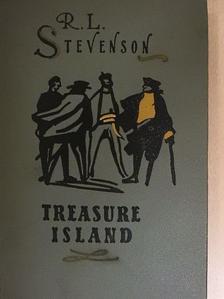 R. L. Stevenson - Treasure Island [antikvár]