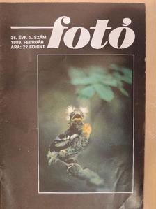 Antal István - Fotó 1989. február [antikvár]