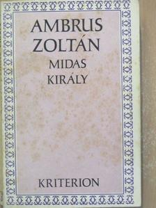 Ambrus Zoltán - Midas király I-II. [antikvár]