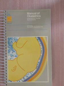 Allen Brooks, M.D. - Manual of Obstetrics [antikvár]