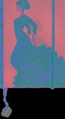 Boncahier: Flamenco mini - 86509