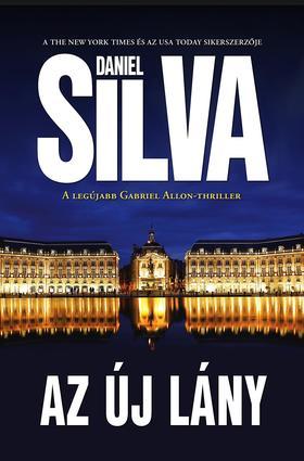 Daniel Silva - Az új lány
