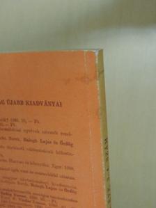 Antal László - Magyar Nyelv 1990/3-4. [antikvár]