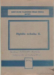 Horváth Miklós - Digitális technika II. [antikvár]