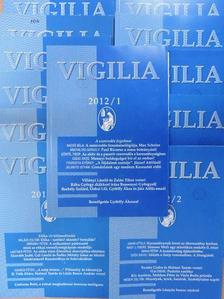 Jász Attila - Vigilia 2012. január-december [antikvár]