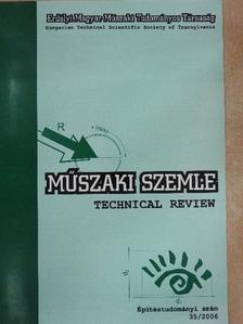 Horváth Ferencz - Műszaki Szemle 2006/35 [antikvár]