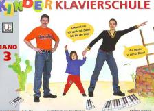 JAUFENTHALER, G. - ZEISLER, M. - KINDER KLAVIERSCHULE BAND 3