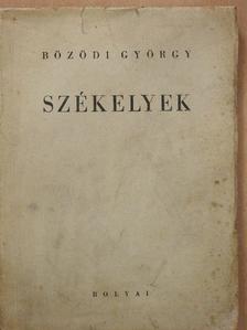 Bözödi György - Székelyek [antikvár]