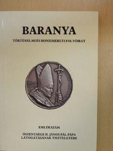 Timár György - Baranya 1991/1-2. [antikvár]