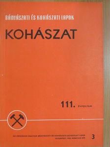 Csire István - Bányászati és Kohászati Lapok - Kohászat 1978. március [antikvár]