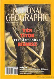Vitray Tamás - National Geographic Magyarország 2012. október [antikvár]