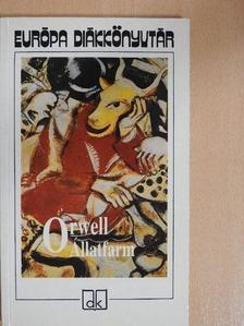George Orwell - Állatfarm [antikvár]