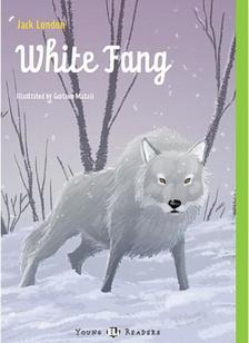 Jack London - White Fang + CD