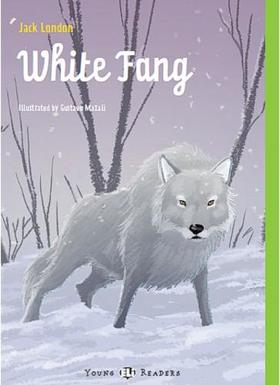 Jack London - White Fang + CD