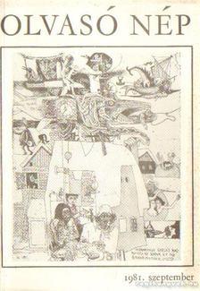 Tóbiás Áron - Olvasó Nép 1981. szeptember [antikvár]