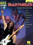IRON MAIDEN BASS PLAY-ALONG AUDIO ACCESS INCLUDED