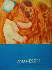 Angyal Endre - Művészet 1962. július [antikvár]