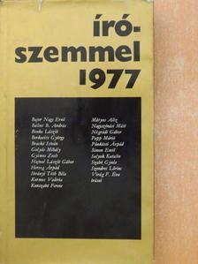 Bajor Nagy Ernő - Írószemmel 1977 [antikvár]