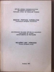 Dr. Pál Ferenc - Magyar-portugál kapcsolatok [antikvár]
