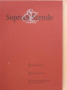 Bácskai Vera - Soproni Szemle 2008/2 [antikvár]
