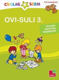 Ovi-suli 3. Keresés, párosítás, megfigyelés