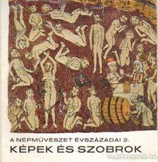 VARGA ZSUZSA - Képek és szobrok [antikvár]