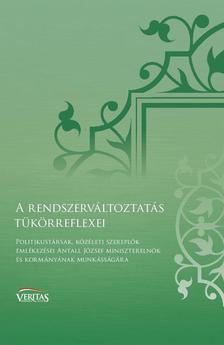 Tóth Eszter Zsófia - A rendszerváltoztatás tükörreflexei