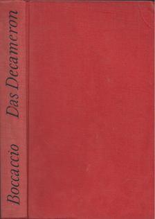 Giovanni Boccaccio - Das Decameron [antikvár]