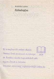 Kassák Lajos - Szénaboglya [antikvár]