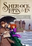 Irene Adler - Sherlock, Lupin és én 11. - Az ármány kikötője [eKönyv: epub, mobi]