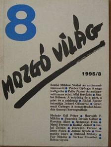 Benedek István Gábor - Mozgó Világ 1995. augusztus [antikvár]