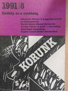 Balázs Sándor - Korunk 1991. augusztus [antikvár]