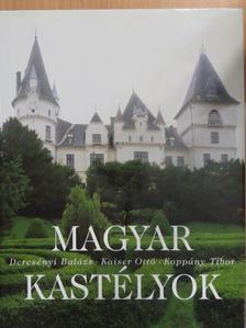 Dercsényi Balázs - Magyar kastélyok [antikvár]