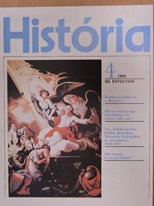 Ádám Magda - História 1990/4. [antikvár]