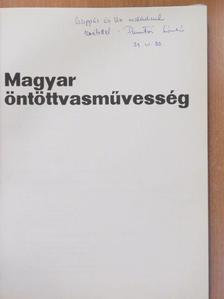 Pusztai László - Magyar öntöttvasművesség (dedikált példány) [antikvár]