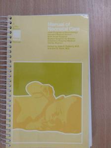 H. William Taeusch, Jr. - Manual of Neonatal Care [antikvár]