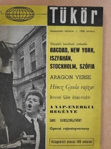Aragon - Tükör 1958. október [antikvár]