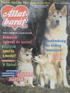 Desics István - Állatbarát 1993. november  [antikvár]