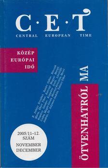 Koppány Zsolt - Central European Time 2005/11-12. szám [antikvár]