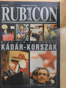 Békés Csaba - Rubicon 1998/1. [antikvár]