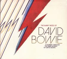 THE MANY FACES OF DAVID BOWIE 3CD